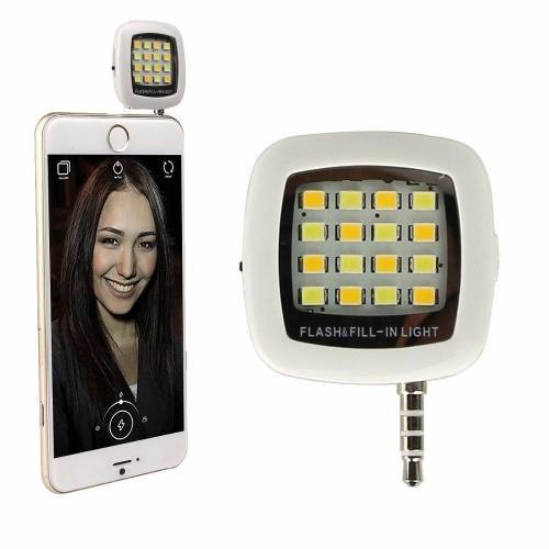 Para Android Telefon Ios Celular Led Lampara Linterna Flash PZXiuOk