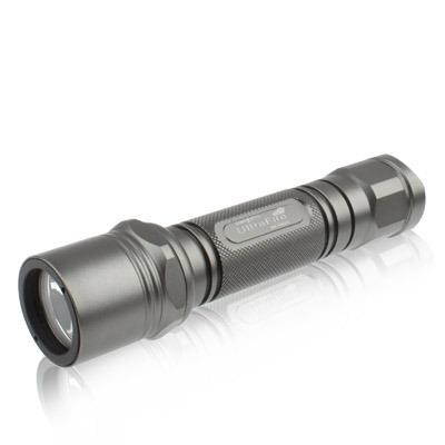 flash linterna led cree q5 ultrafire wf-503c xr-e 5 gris