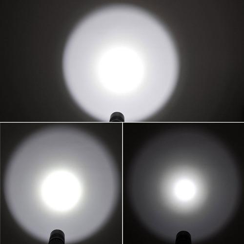 flash linterna led kx-m3 cree xm-l u2 800lm 5-mode luz
