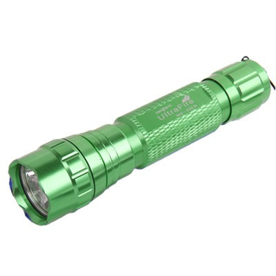 flash linterna led ultrafire 5 modo cree q5 verde verde
