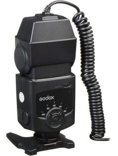 flash macro ring godox ml150  para canon