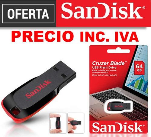 flash memory adata 64gb 100% originales precio inc iva**