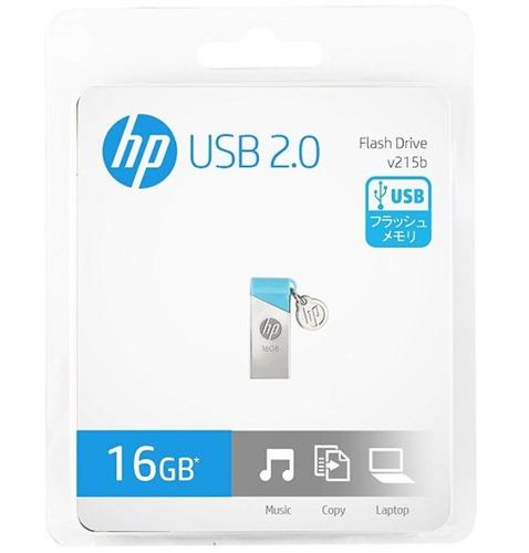 flash memory metálica hp 16gb x compra mínima 10 unidades
