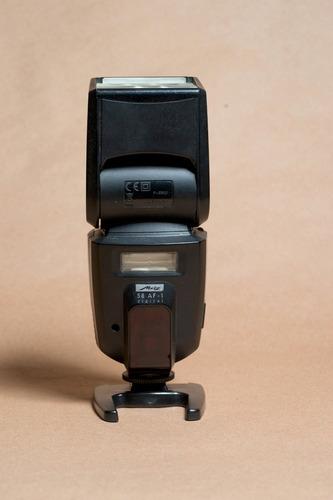flash metz 58 af-1 para canon
