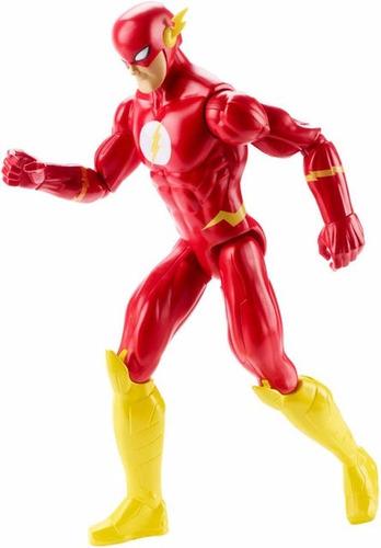 flash muñeco figura liga de la justicia superman batman orig