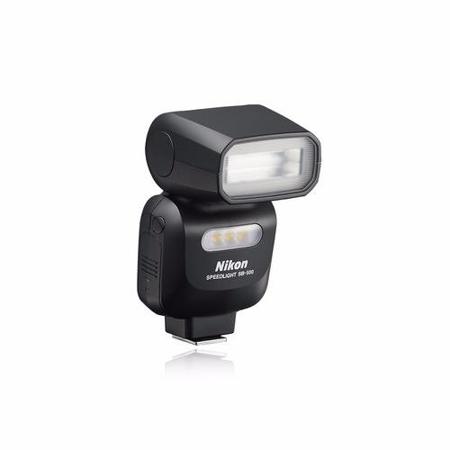 flash nikon af speedlight sb-500