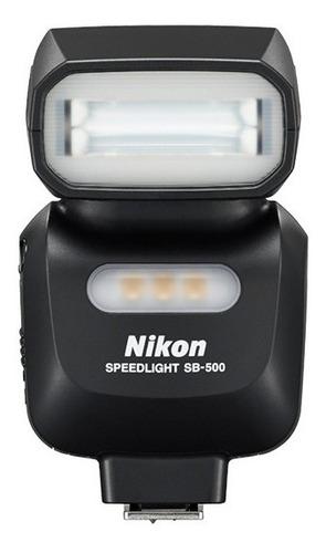 flash nikon sb-500