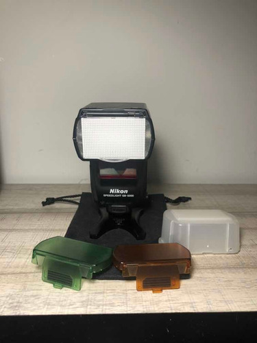 flash nikon sb-5000 af speedlight