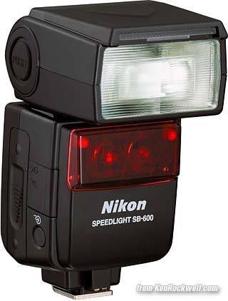 flash nikon sb-600 usado! muy buen estado