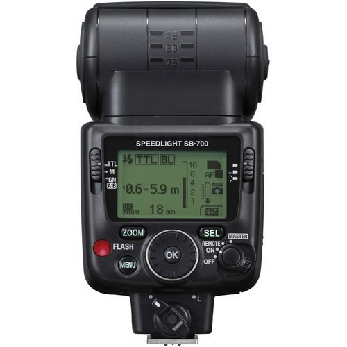 flash nikon speedlight sb-700 sb700 original pronta entrega