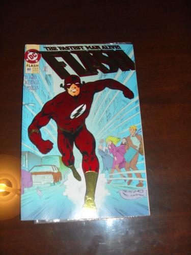flash no.80 (usa) comic