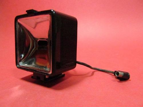 flash pequeño para cámara vintage