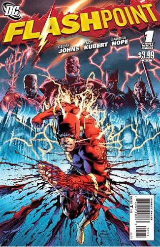 flash point cómics digital español