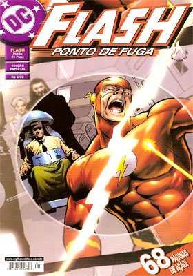 flash - ponto de fuga - edição especial