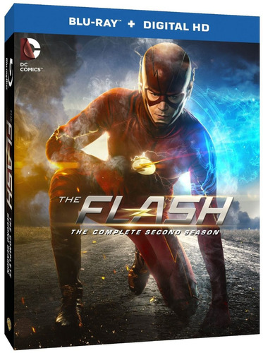 flash segunda temporada en bluray calidad 1080p