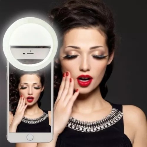 flash selfie celular led iphone samsung lg sony ®tecnocelluy