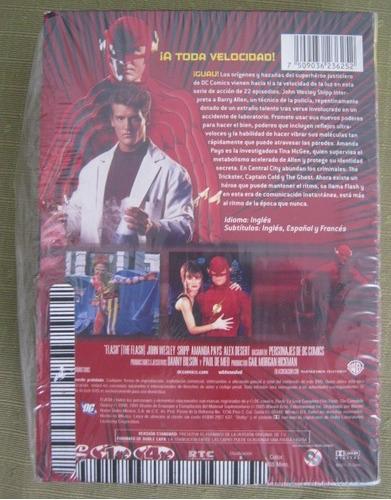 flash serie 6 dvds