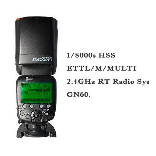 flash shanny sn600c-rt automático con función s1 / s2.
