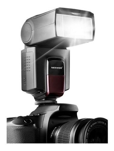 flash speedlight neewer tt560 para zapata universal