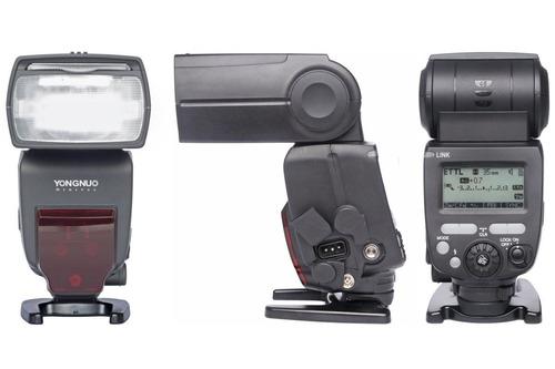 flash speedlight yongnuo e-ttl yn-685ex  canon