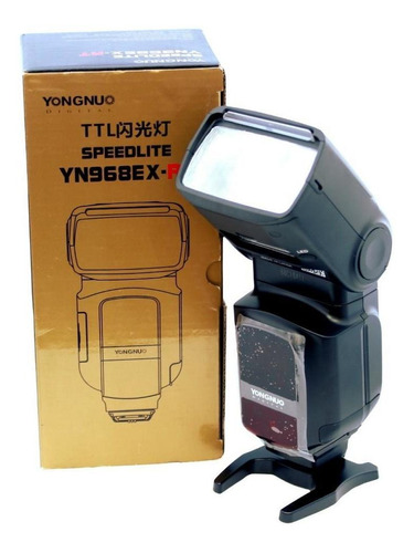 flash speedlite yongnuo yn 968 para nikon