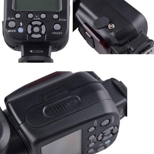 flash triopo tr-586ex c tr 586 ex c wireless ttl para canon