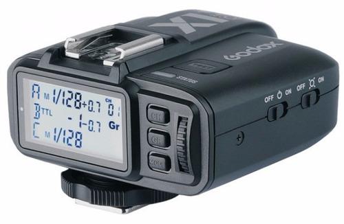 flash v860 ii ttl con bateria de litio y disparador x1 nikon