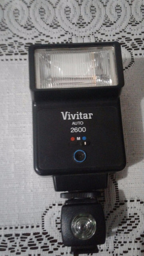 flash vivitar auto 2600