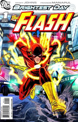 flash vol 3 cómics digital español