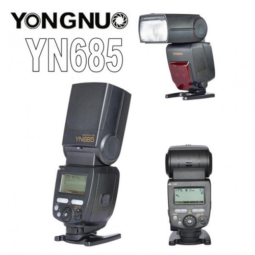 flash yn685 ttl canon-envío incluido+difusor
