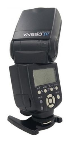 flash yongnuo 560 iv con receptor integrado version 2018