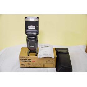 Flash Yongnuo Speedlite Yn-968 Ex-rt  C/ Led Canon 968ex-rt