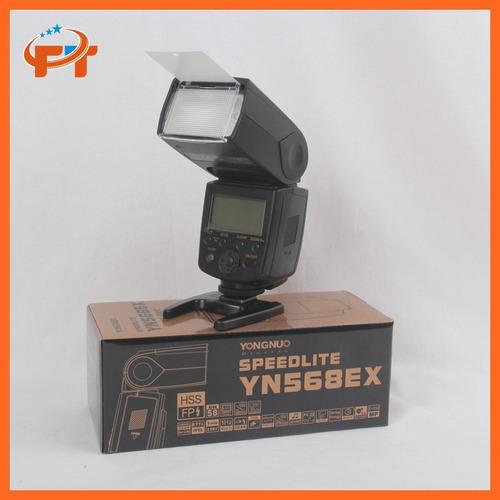 flash yongnuo speedlite yn568ex para nikon. r y m
