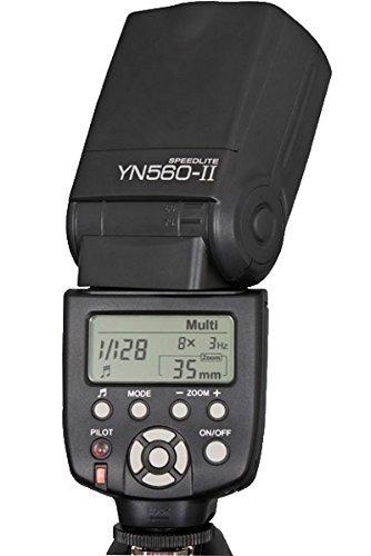 flash yongnuo yn 560 iii + carregador sony
