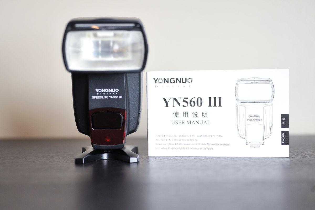 Flash Yongnuo Yn 560iii Speedlite Nikon D3400 D5500 155000 En Speedlight Cargando Zoom