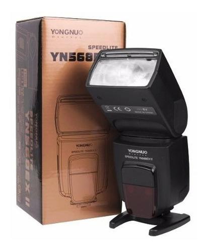 flash yongnuo yn-568ex iii ttl para nikon o canon  / garantia / factura a y b / envio gratis / siempre stock /