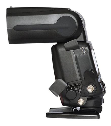 flash yongnuo yn 600 ex- rt ii speedlite  para câmeras canon