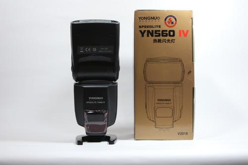 flash yongnuo yn560 iv for nikon sony canon fuji etc