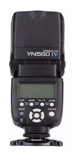flash yongnuo yn560 iv profesional nikon canon remate envio