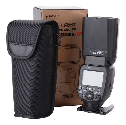 flash yongnuo yn600ex-rt 600ex rtii canon ttl speedlite rt2