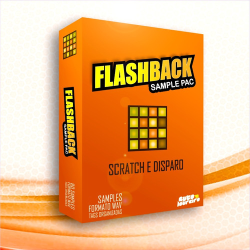 flashback 80 e 90 sample pac - pacote de samples p/ djs