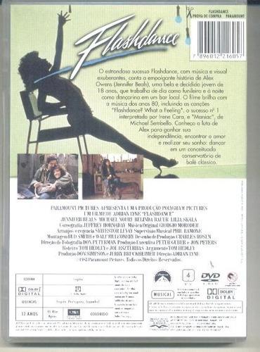 flashdance (jennifer beals) -  dvd