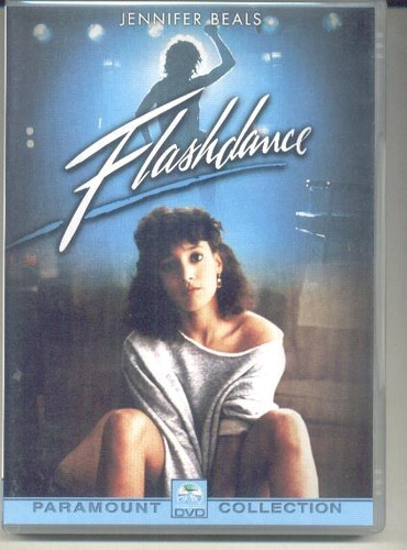 flashdance (jennifer beals) -  dvd