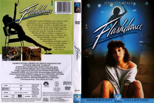 flashdance - jennifer beals, michael nouri