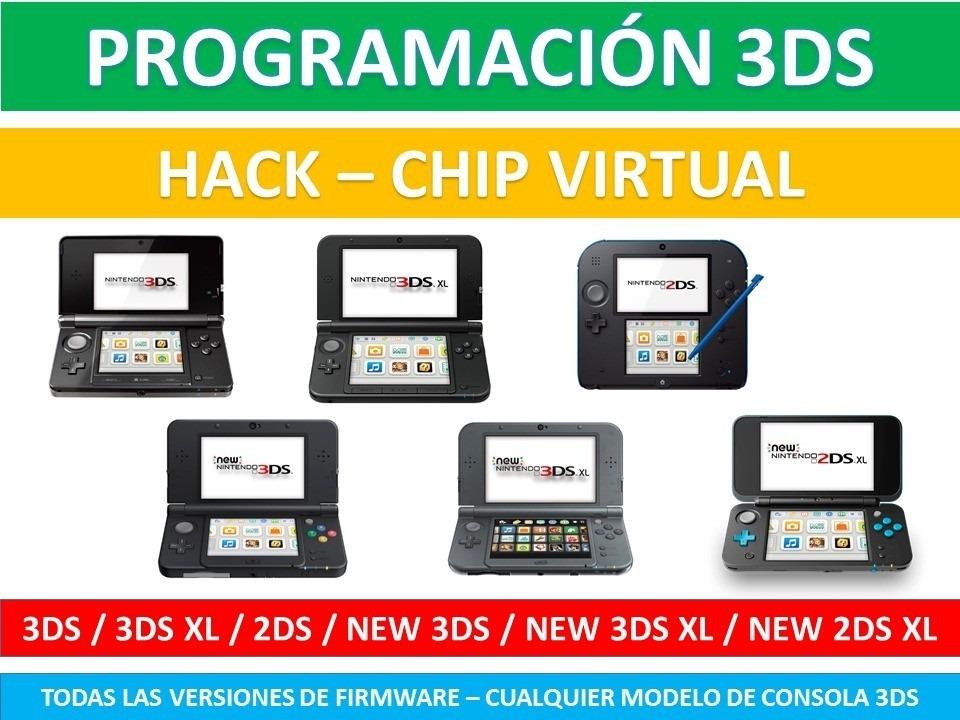 Flasheo 3ds 2ds Para Todos Los Modelos 11 9 Juegos Gratis S 20 00