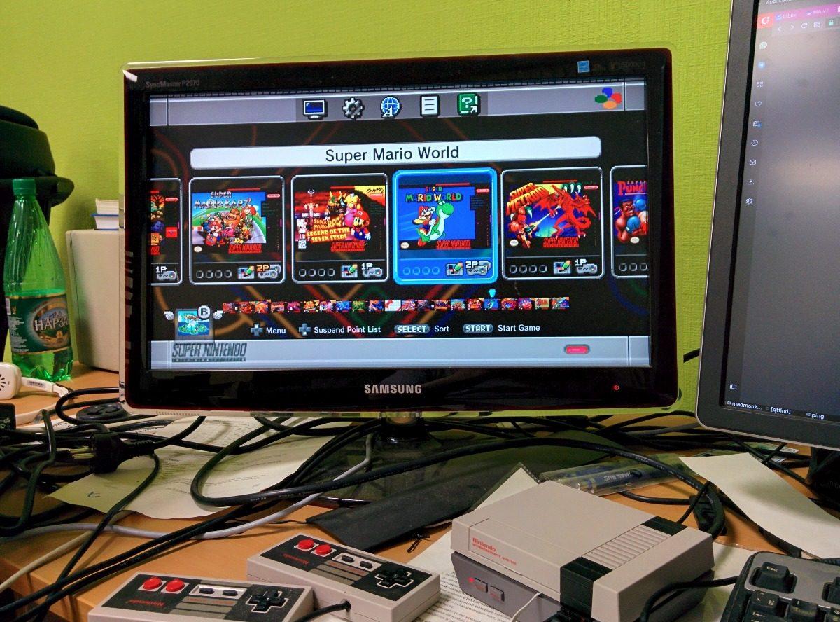 Flasheo De Nes Y Snes Mini Classic Ed Incluye 200 Juegos S 30