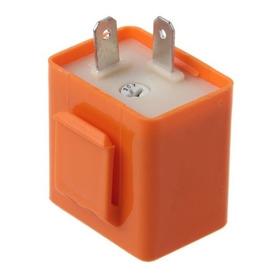 Flasher Rele Electrónico Variable, Direccionales Led Moto