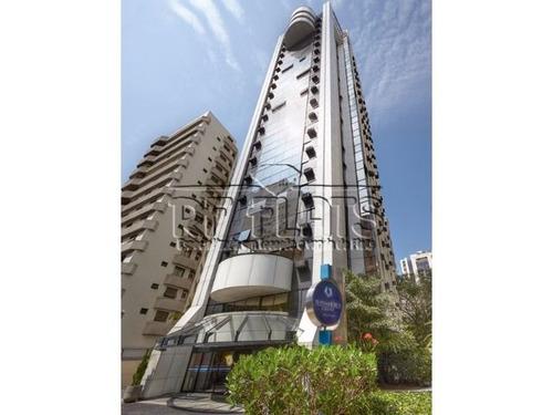 flat 21 century para locação no jardins - ref3532