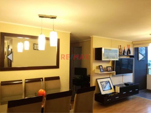 flat 4 dormitorios más estudio con acabados de primera