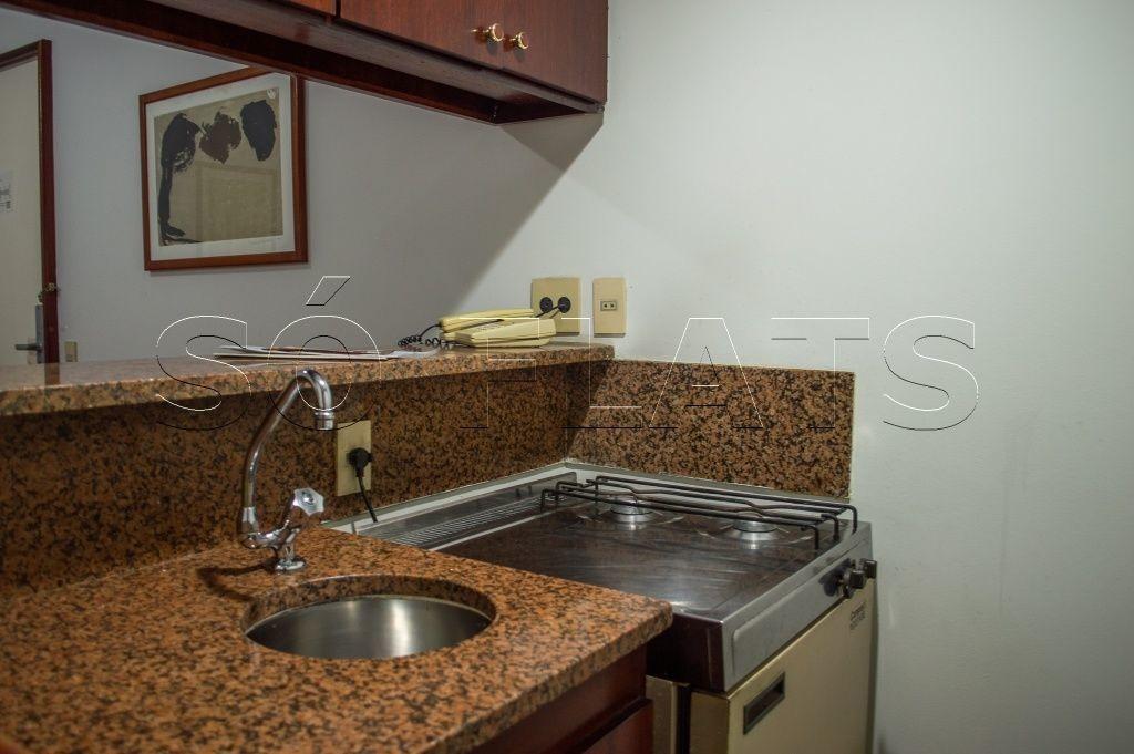 flat a 1 quadra da av. paulista, fácil acesso ao metro e ao hosp das clinicas - sf29795
